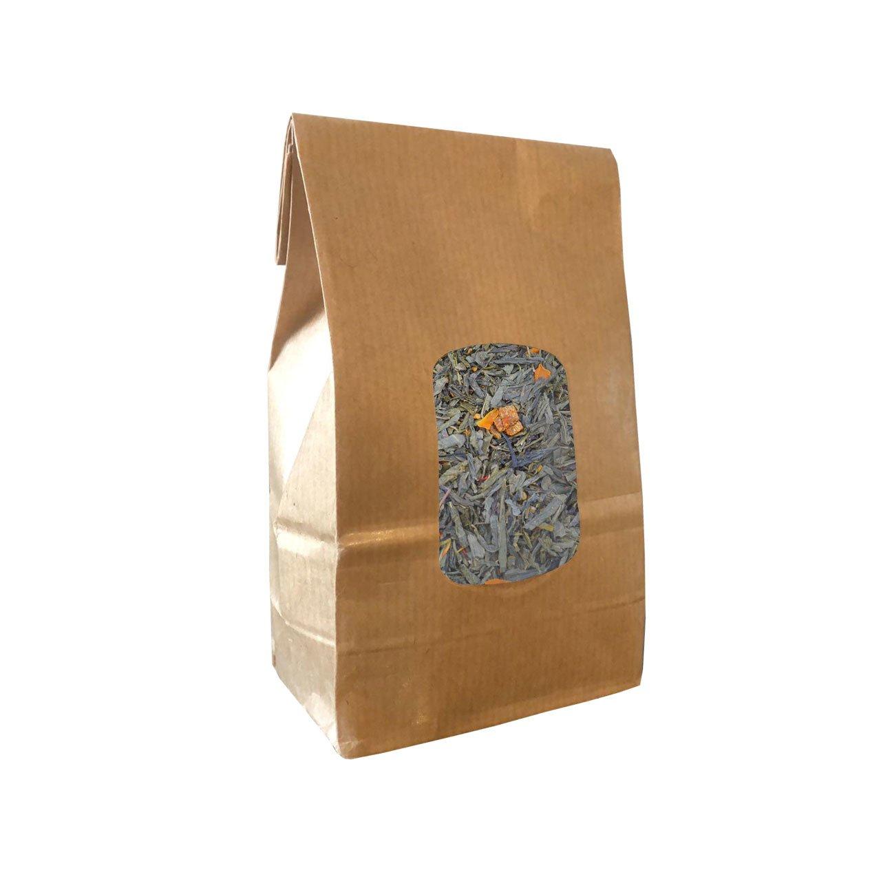 Té Verde con Albaricoque y polen: La Colmena Melosa
