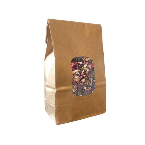 Té Verde con Jazmín, Canela, Naranja y rosas: Reflejos del Enol